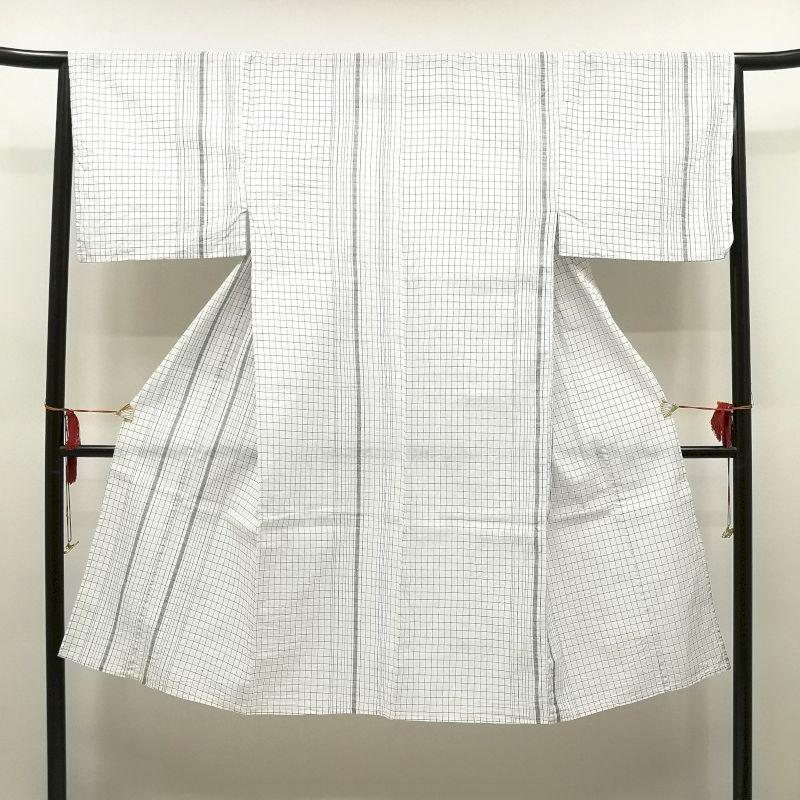 男性用 浴衣 綿麻